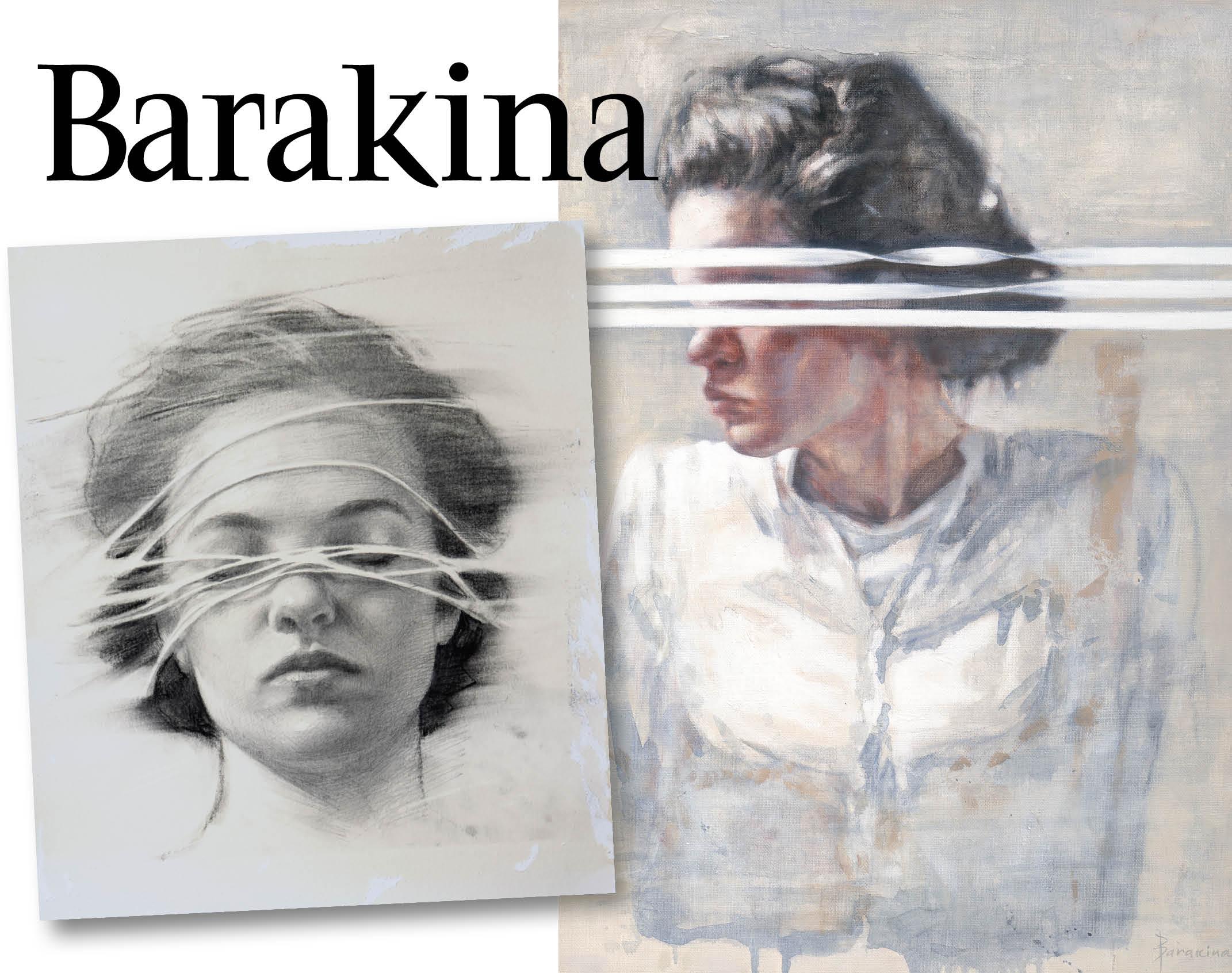 Nieuw werk van Jenka Barakina