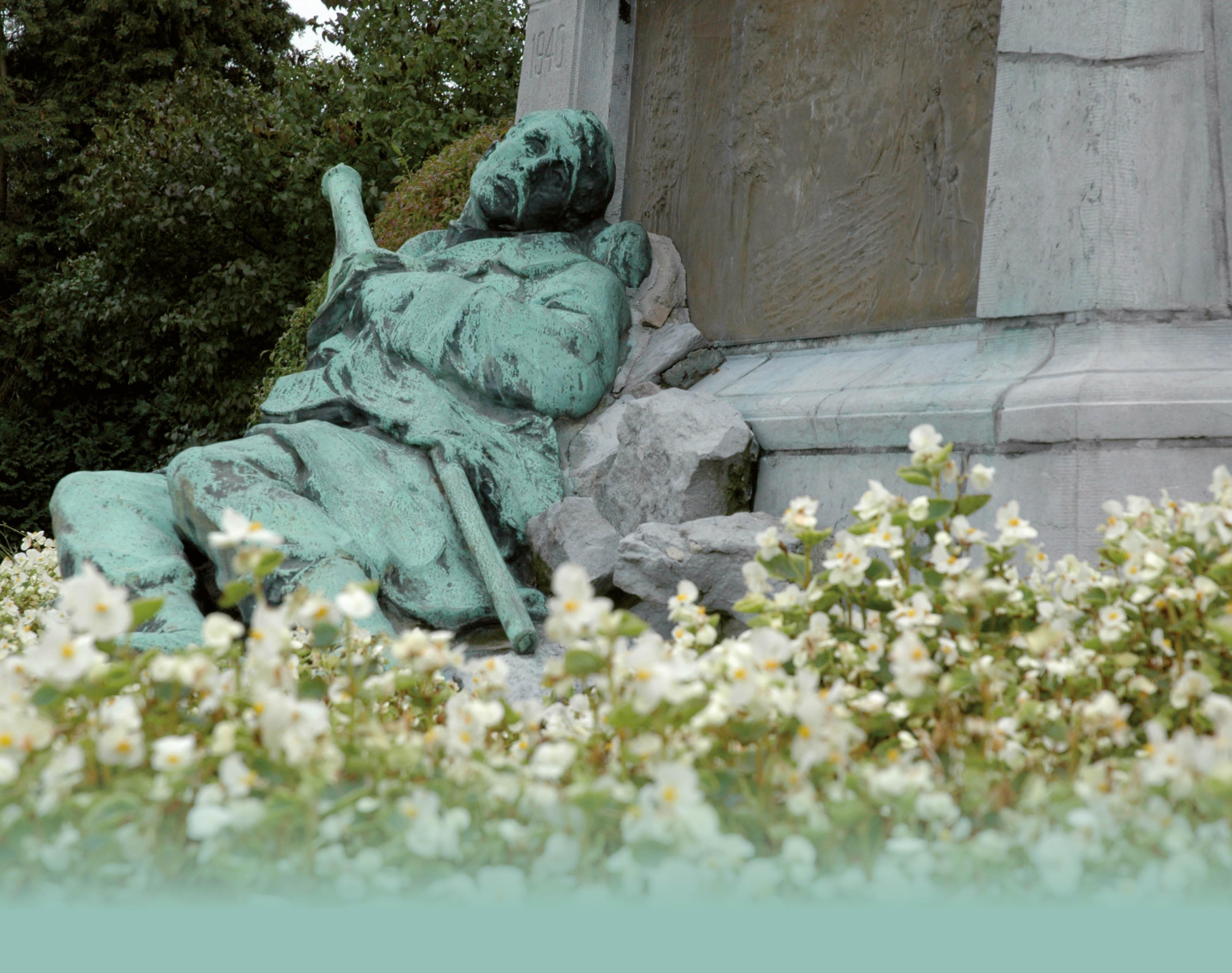De dodelijke oorlogsslachtoffers 1914-1918