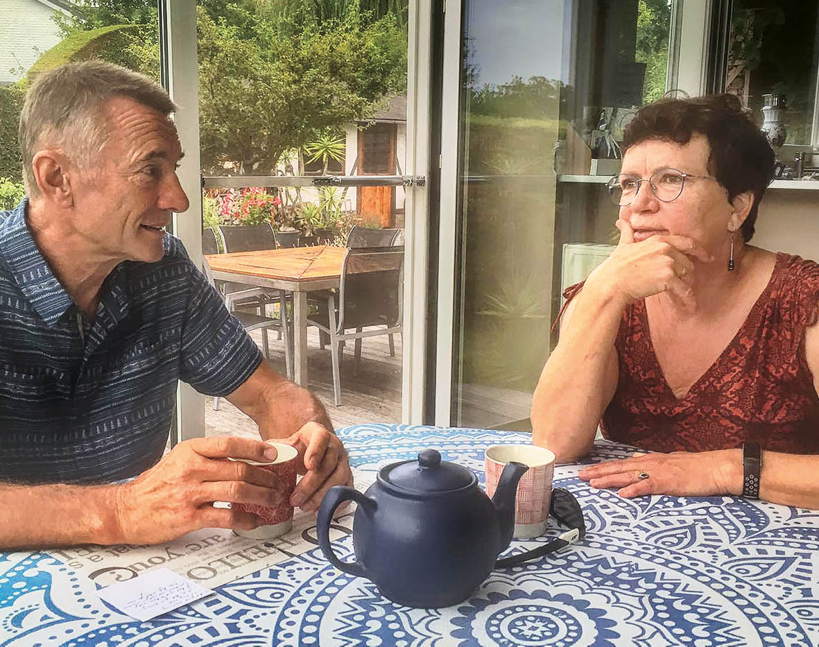 12 jaar na het overlijden van zoonlief Koen Demeulemeester