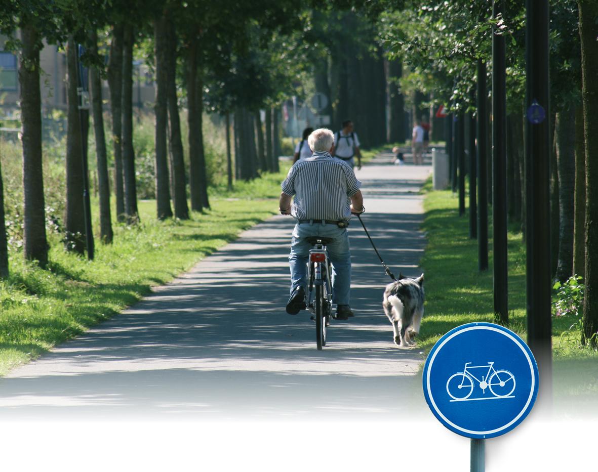 Waar men fietst langs Lootsche wegen...