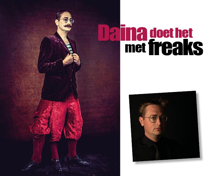 Daina doet het met freaks